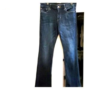 Express jeans Barely bootcut